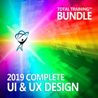 2019 Complete UI & UX Design Bundle