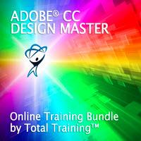 Adobe CC Design Master Training Bundle