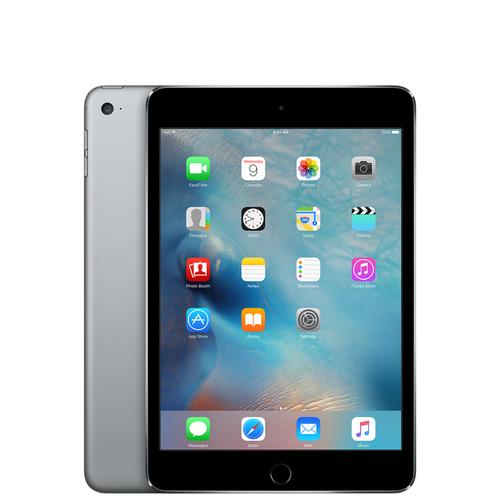 Apple iPad mini 4 Refurbished 128GB - Space Gray - 1 yr Warranty