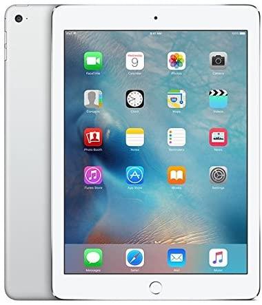Apple iPad Air 2 Refurbished 64GB WiFi - Silver- 1 yr Warranty