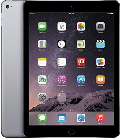 Apple iPad Air 2 Refurbished 64GB WiFi - Space Gray - 1 yr Warranty