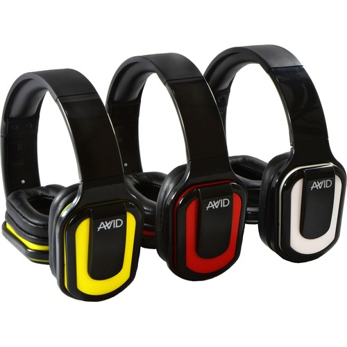 AE 66 Stereo Headphone White