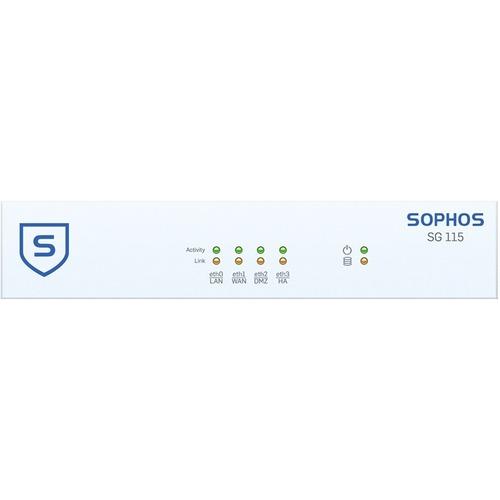 SG 115 REV.3 SECURITY APPL