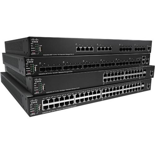 SG350X-24PD 24-Port PoE