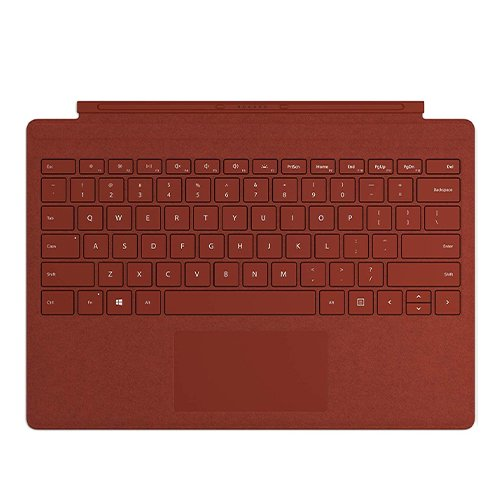 Microsoft Surface Pro Signature Type Cover - Poppy Red