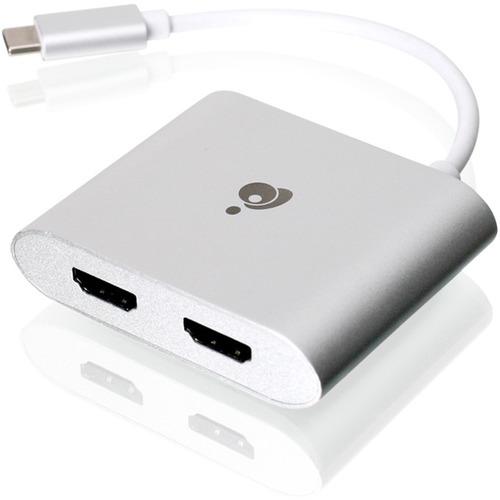 USB C to 4K Dual HDMI