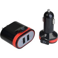 BNDL FAST CHARGING USB WALL AND