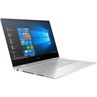 "HP ENVY x360 15-15.6"" Touchscreen 2 in 1 - 1920 x 1080 - Core i7 i7-10510U - 8 GB RAM - 512 GB SSD - Natural Silver, Sandblasted Anodized"