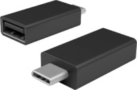 Microsoft Surface USB-C to USB 3.1 Adapter - Black