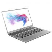 "MSI Creator 17 A10SGS-252 17.3"" Gaming Notebook i7-10875H/32GB/2TB SSD - Space Gray w/ Silver Diamond Cut"