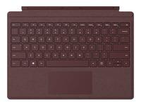 Microsoft Surface Pro Signature Type Cover - Burgundy