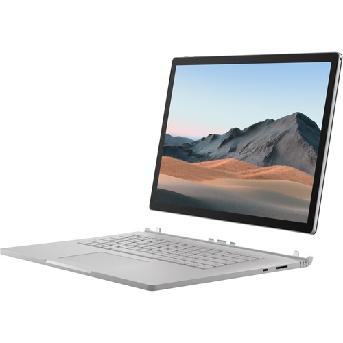 Microsoft Surface Book 3 EDU Platinum 15in 1 Year Warranty i7/16/256GB GPU
