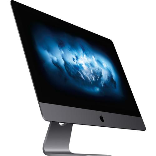 27 inch iMac Pro with Retina 5k display: 3.2GHz 8-core Intel Xeon W