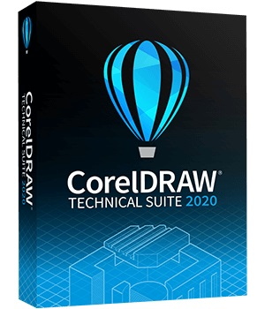 CorelDRAW Technical Suite 2020 (Electronic Software Delivery)