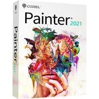 Painter 2021 Education Edition - DVD