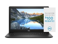 Inspiron 15 (5593) Laptop Non-Touch - i7-10750H/16GB/512GB 1 Year Onsite Warranty