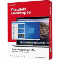 Parallels Desktop 16 - Mac Product Card - 1 Year Subscription