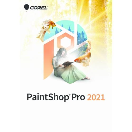 PaintShop Pro 2021 (Electronic Software Delivery)