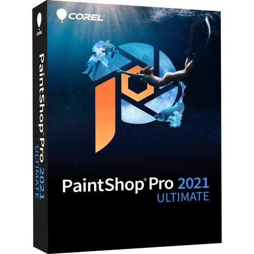 PaintShop Pro 2021 Ultimate