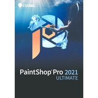 PaintShop Pro 2021 Ultimate (Electronic Software Delivery)