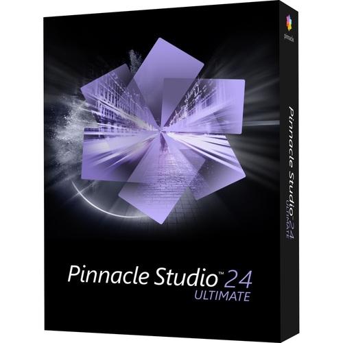 Pinnacle Studio 24 Ultimate (Windows)