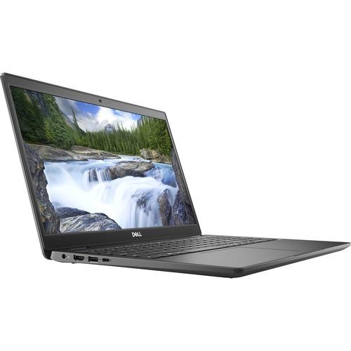 """Dell Latitude 3000 3510 15.6"""" Notebook - HD - 1366 x 768 - Intel Core i5 (10th Gen) i5-10210U Quad-core (4 Core) 1.60 GHz - 8 GB RAM - 500 GB HDD - Windows 10 Pro - Intel UHD Graphics - English (US) Keyboard - IEEE 802.11ax Wireless LAN Standard"""