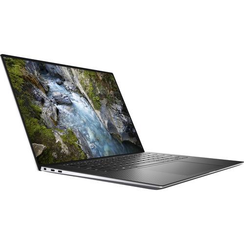 "Dell Precision 5000 5550 15"" Mobile Workstation - WUXGA - 1920 x 1200 - Intel Core i7 (10th Gen) i7-10750H Hexa-core (6 Core) 2.60 GHz - 32 GB RAM - 512 GB SSD - Windows 10 Pro - NVIDIA Quadro T1000 with 4 GB - English (US) Keyboard - IEEE 802.11ax Wireless LAN Standard"
