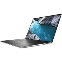 "Dell XPS 15 9500 15.6"" Touchscreen Notebook - 3840 x 2400 - Intel Core i7 (10th Gen) i7-10750H Hexa-core (6 Core) - 32 GB RAM - 1 TB SSD - Platinum Silver, Carbon Fiber Black - Windows 10 Pro - NVIDIA GeForce GTX 1650 Ti with 4 GB - English Keyboard - 13.76 Hour Battery Run Time - IEEE 802.11ax Wireless LAN Standard"