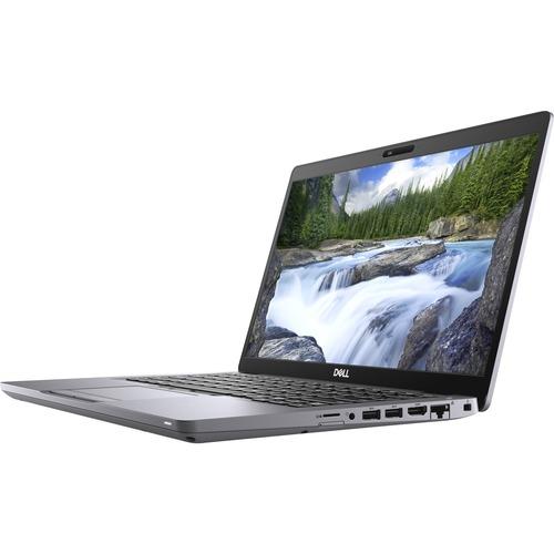 """Dell Latitude 5000 5410 14"""" Notebook - Full HD - 1920 x 1080 - Intel Core i5 (10th Gen) i5-10210U Quad-core (4 Core) 1.60 GHz - 8 GB RAM - 256 GB SSD - Windows 10 Pro - Intel UHD Graphics 620 - English (US) Keyboard - IEEE 802.11ax Wireless LAN Standard"""