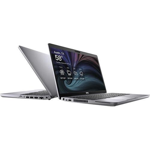 "Dell Latitude 5000 5411 14"" Notebook - Full HD - 1920 x 1080 - Intel Core i7 (10th Gen) i7-10850H Hexa-core (6 Core) 2.70 GHz - 16 GB RAM - 512 GB SSD - Windows 10 Pro - NVIDIA GeForce MX250 with 2 GB - English (US) Keyboard - IEEE 802.11ax Wireless LAN Standard"