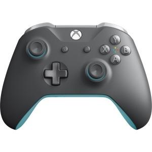 Microsoft Xbox Wireless Controller - Gray, Blue
