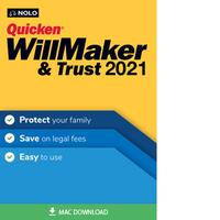 Quicken WillMaker & Trust 2021 (Mac - Download)