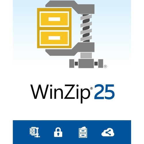 WinZip 25 Standard (Download)