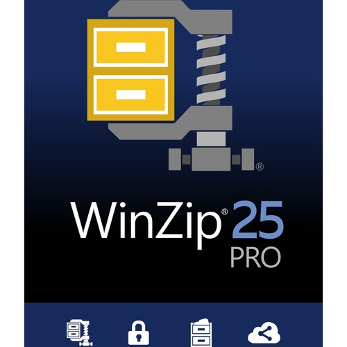 WinZip 25 Pro (Download)