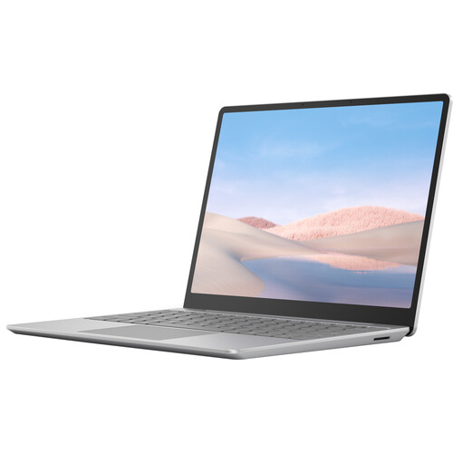"""Microsoft Surface Laptop Go 12.4"""" Touchscreen - i5 - 4GB - 64GB - Win 10 Home S - Platinum"""