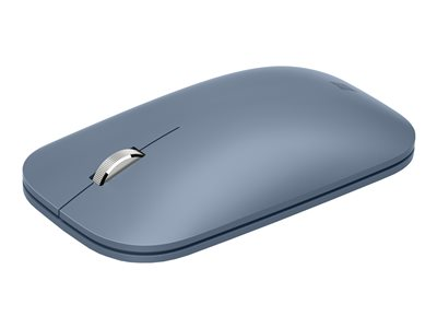 Microsoft Surface Mobile Mouse - BlueTrack - Wireless - Ice Blue