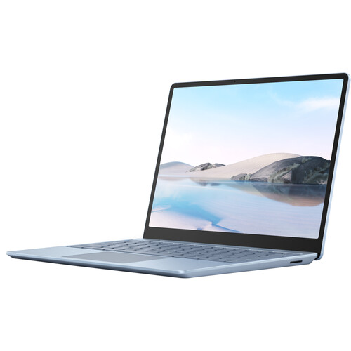 """Microsoft Surface Laptop Go 12.4"""" Touchscreen - i5 - 8GB - 128GB - Win 10 Home S - Ice Blue"""