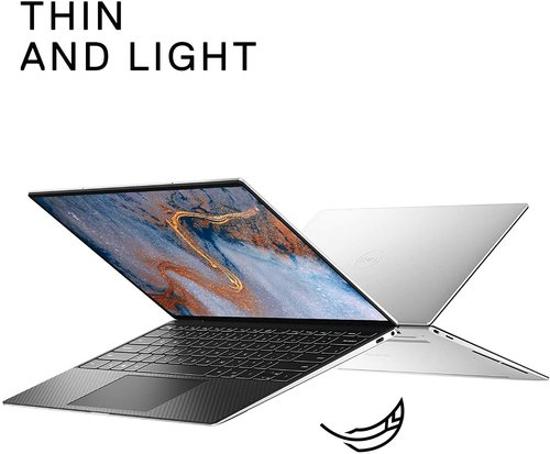 Dell XPS 13 9310 Laptop Computer Config 1 Non-Touch Platinum Silver 13.4in FHD+ 1 Year Onsite Warranty i3-1115G4/8/256GB Box