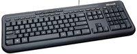 Microsoft Wired Keyboard 600 USB - Black - English