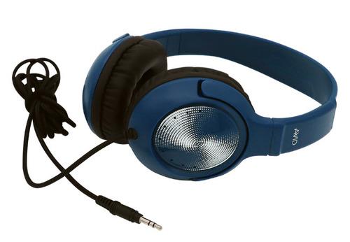 AE-54 Headphone - 3.5mm Plug - Blue