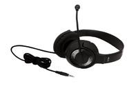 AE-55 Headset - 3.5 mm Plug - Black