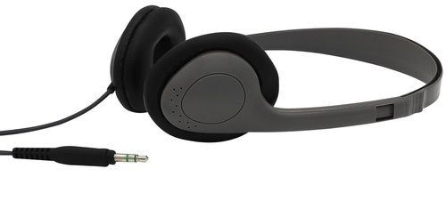 AE-711 Headphone (Gray)