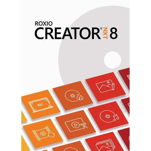 Corel Roxio Creator NXT 8 (Download)