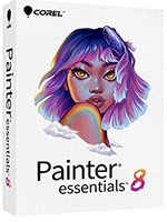 Painter Essentials 8 (Electronic Software Delivery)