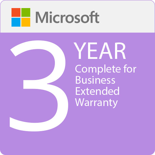 Surface Book - Microsoft Complete for Business (with ADP) - 3 Years