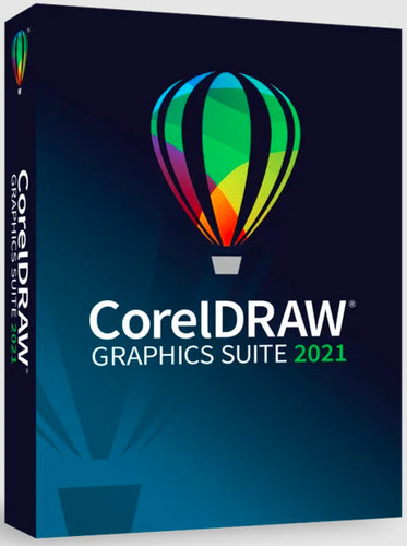 CorelDRAW Graphics Suite 2021 Education - Win DVD English-French