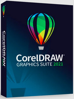 CorelDRAW Graphics Suite 2021 (Mac - Electronic Software Delivery)