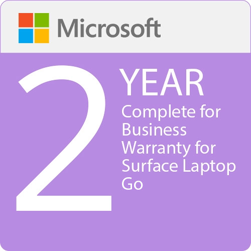 Surface Laptop Go - Microsoft Complete for Business (with ADP) - 2 Years