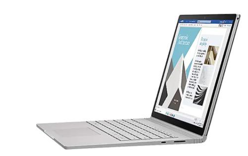 Microsoft Surface Book 3 EDU Platinum 15in i7/32/2TB GPU