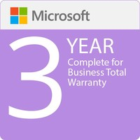 Surface Go and Pro - Microsoft Complete for Type Cover (with ADP) - 3 Years